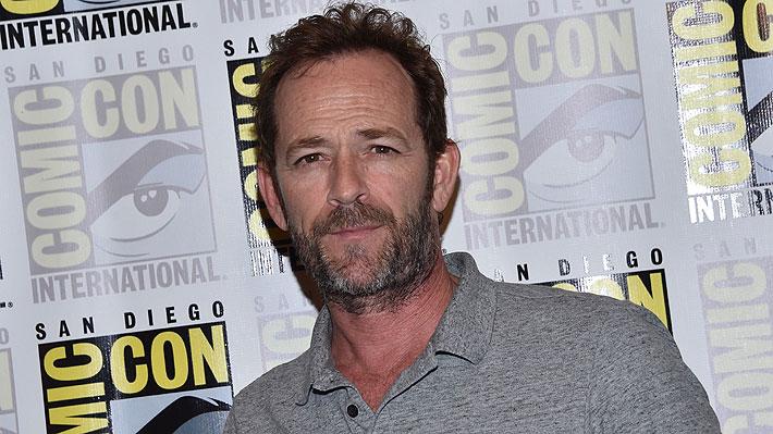 """Luke Perry, uno de los protagonistas de """"Beverly Hills 90210"""", murió tras sufrir un derrame cerebral"""