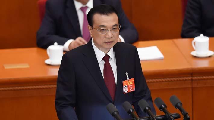 """China reduce su meta de crecimiento para 2019 y afirma que enfrentará una """"dura lucha"""""""