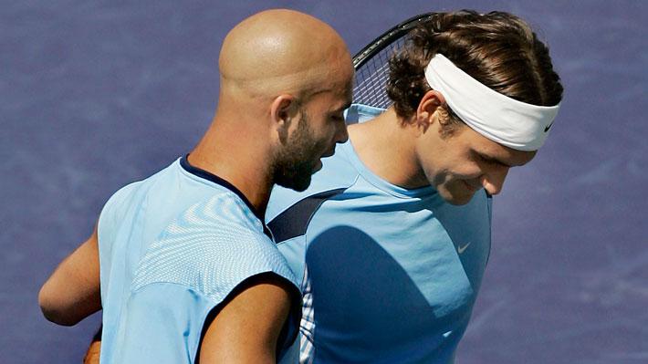 La divertida anécdota que confesó un ex tenista tras la obtención del título 100 de Federer y que incluso tuvo respuesta del suizo