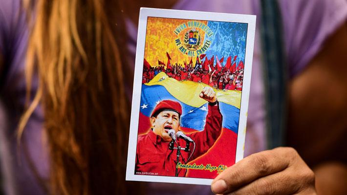 Venezuela recuerda el sexto aniversario de la muerte de Chávez marcada por la convulsión política y bajo la mirada internacional