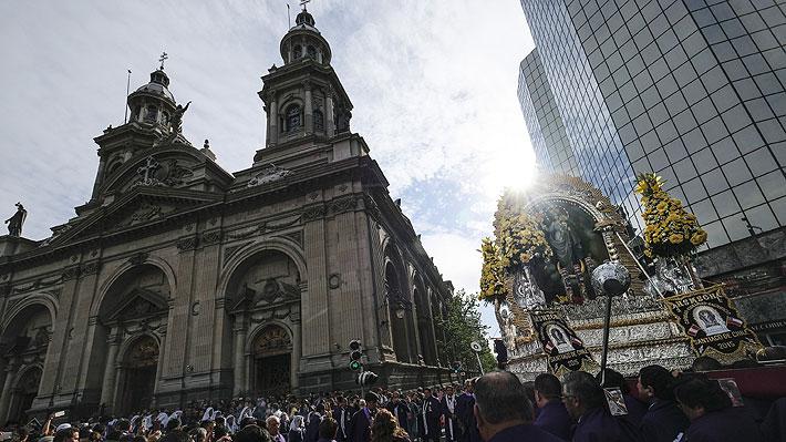 Iglesia de Santiago informa que primeras denuncias contra Tito Rivera las recibió en agosto de 2011