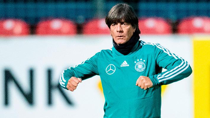 DT de Alemania golpea la mesa y anuncia que dejará de nominar a tres campeones mundiales en Brasil 2014