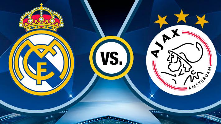 ¡En vivo! Real Madrid cayó por goleada ante el Ajax y quedó eliminado en la Champions