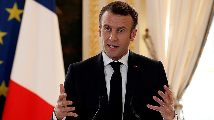 """Las propuestas de Emmanuel Macron en la UE para lograr un """"renacimiento europeo"""""""
