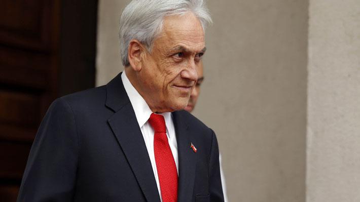 """Piñera: """"Tomaremos todas las medidas para que el efecto neto del medidor inteligente sea reducir las tarifas eléctricas"""""""