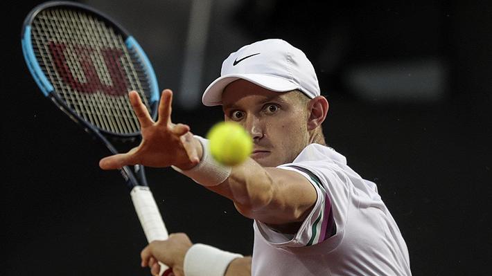Nicolás Jarry tendrá un difícil rival en su debut en el Masters 1.000 de Indian Wells