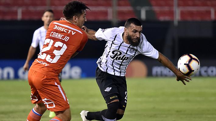 Católica sufre con las desconcentraciones y es goleada en su debut en la Libertadores 2019