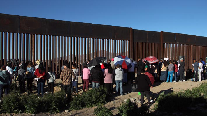 EE.UU.: Número de inmigrantes ilegales que ingresan por frontera con México alcanza récord en febrero