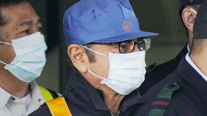 Ex presidente de Nissan sale de la cárcel tras más de 100 días de detención