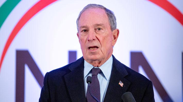 Ex alcalde de Nueva York Michael Bloomberg declinó postular a la presidencia de EE.UU.