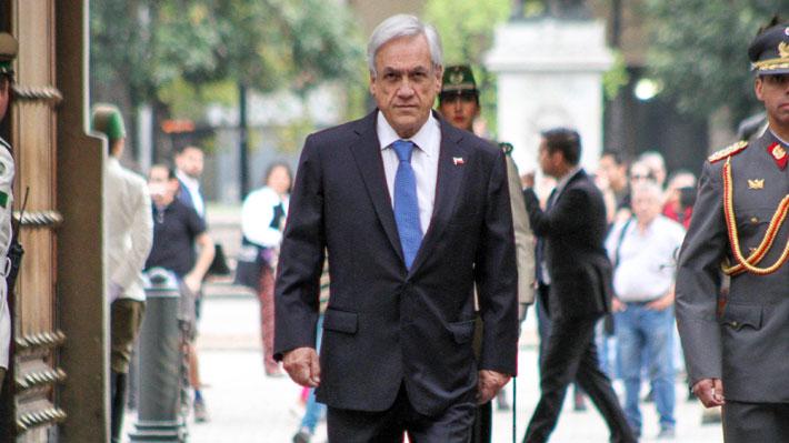 """Piñera justifica reforma tributaria y dice que presidente de la Sofofa defiende """"intereses de los empresarios"""""""