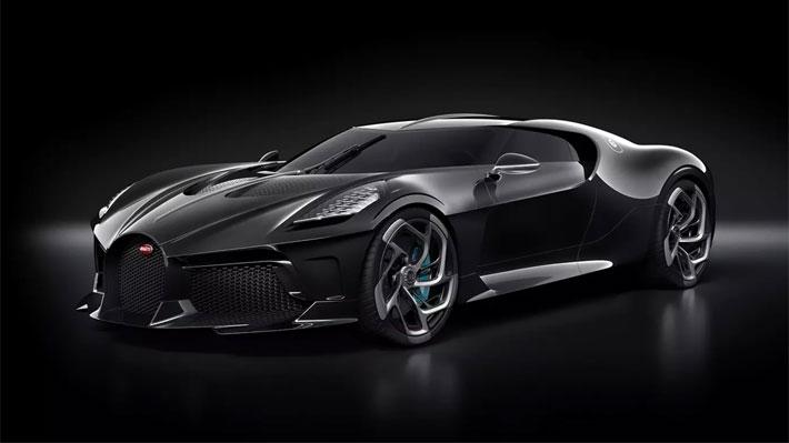 Bugatti presenta el auto más caro y exclusivo del mundo: Cuesta más de 8 mil millones de pesos