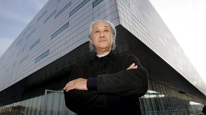 """Arata Isozaki, el japonés ganador del """"Nobel"""" de arquitectura que mezcla estilos occidentales con orientales"""