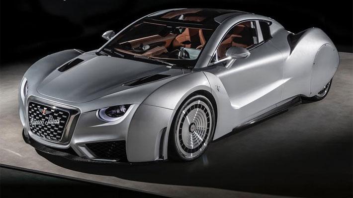 Empresa europea lanza vehículo que puede ser controlado desde el smartphone