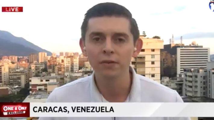 Gobierno de EE.UU. exige la liberación de periodista presuntamente detenido en Venezuela
