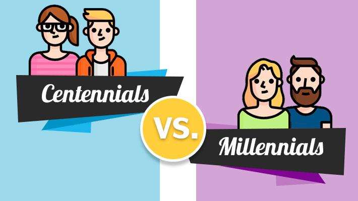 El perfil de los centennials y millennials chilenos: ¿En qué se diferencian estas dos generaciones jóvenes del país?