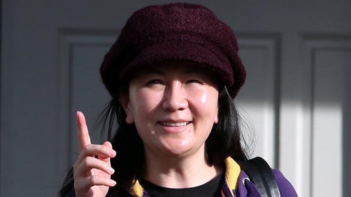 Justicia de Canadá fija para el 8 de mayo la audiencia por extradición a EE.UU. de directora de Huawei