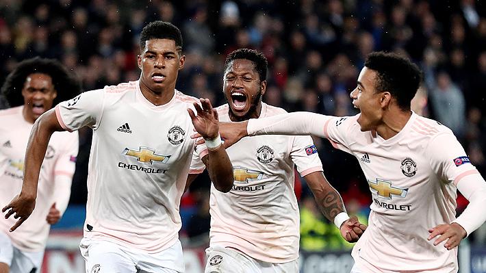 En un increíble final, el United logró la hazaña en Francia, venció al PSG y se clasificó a cuartos de la Champions League