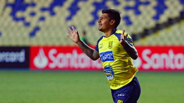 Con un póker de goles de Patricio Rubio, U. de Concepción venció 5-4 a Sporting Cristal en su debut en la Libertadores
