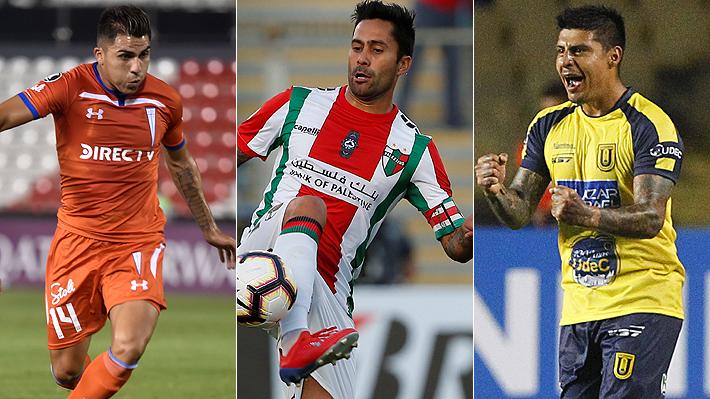 d6d7a2d00a5f7 Cómo quedaron en sus grupos y lo que se viene para los clubes chilenos en la  Copa Libertadores