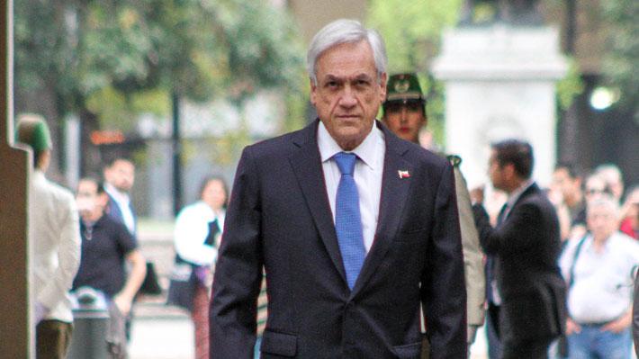 Criteria: Piñera mantiene aprobación (44%) y mejora percepción de la situación económica