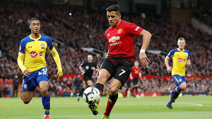En qué fase de la Champions podría reaparecer el lesionado Alexis luego de la heroica clasificación del United ante el PSG