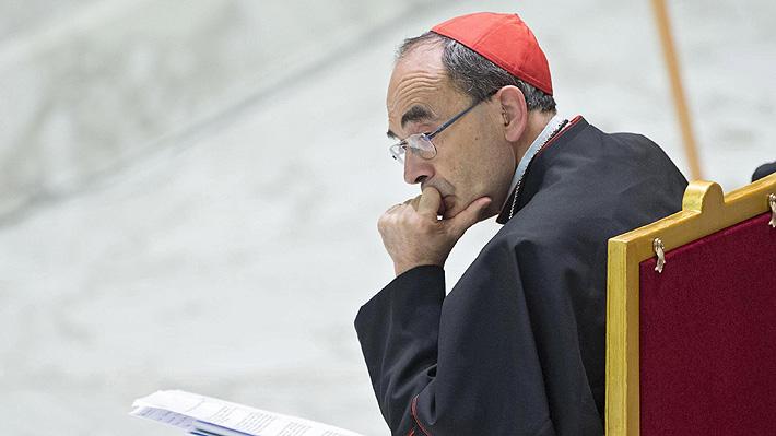 Condenan a seis meses de cárcel a cardenal francés por encubrimiento de abusos a menores