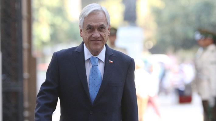 """Piñera dice que están """"investigando"""" compra de terreno de Ubilla y recuerda que """"todos tenemos que cumplir con la ley"""""""