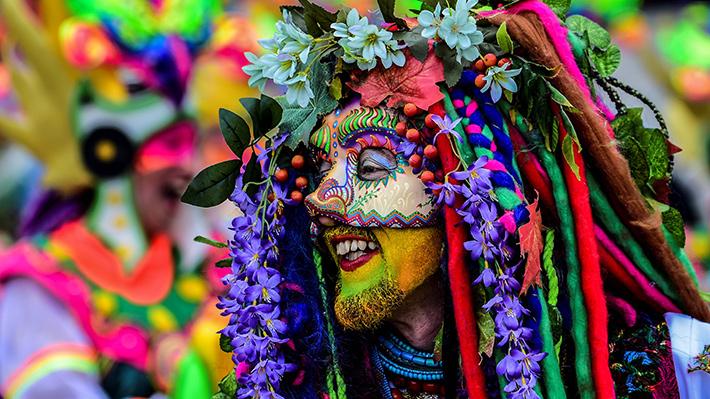 Galería: Paseo fotográfico por los carnavales del mundo 2019