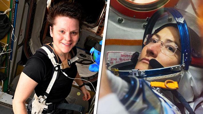 La NASA anuncia la primera caminata espacial realizada sólo por mujeres para el 29 de marzo