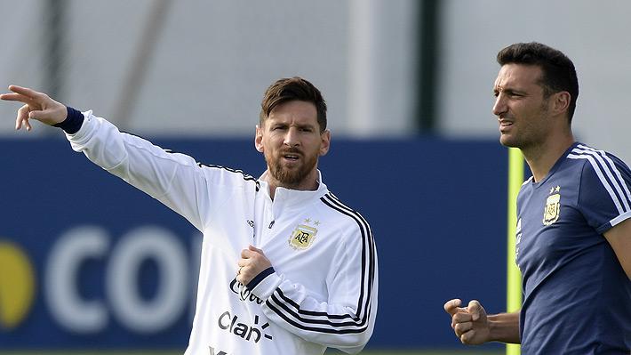 Lionel Messi vuelve a la selección argentina después de ocho meses de ausencia