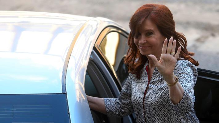 Corte Suprema argentina ratifica la prisión preventiva para Cristina Fernández por caso AMIA
