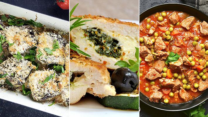 Cocina: Tres recetas con pollo, la carne magra por excelencia