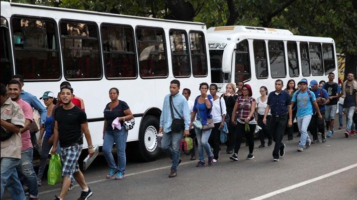 Venezuela sufre un nuevo apagón que afecta a Caracas y a 23 estados