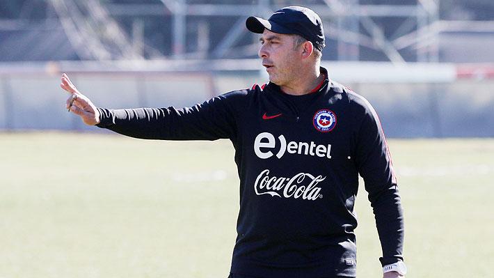"""Hernán Caputto entrega la nómina de la """"Roja"""" para el Sudamericano Sub 17 de Perú"""
