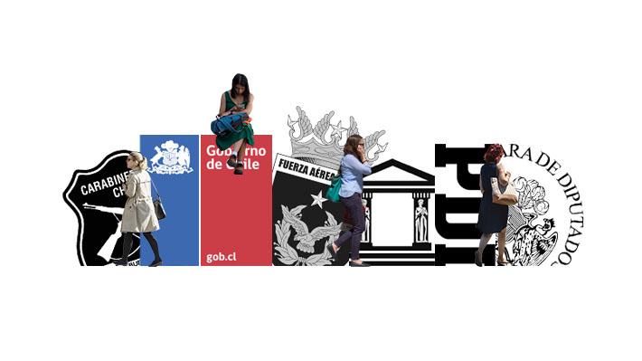 De marzo 2018 a marzo 2019: El leve aumento de la representación femenina en las instituciones públicas