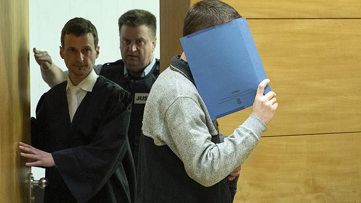 Alemán fue condenado a cadena perpetua por envenenar a sus compañeros de trabajo poniendo mercurio en sus sándwiches