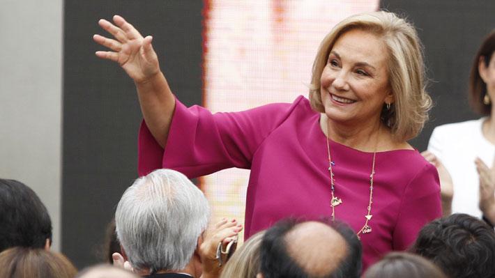 """Cecilia Morel llama a la """"unidad"""" entre las mujeres y recalca: """"No queremos que nos sigan dirigiendo ni pauteando"""""""