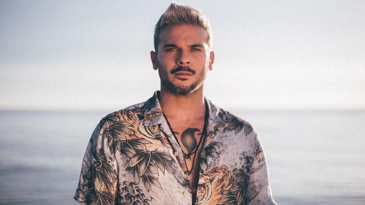 """Pedro Capó, el cantante que estuvo en Viña 2019 con su éxito """"Calma"""": """"Lo urbano ha movido lo que era el pop tradicional"""""""