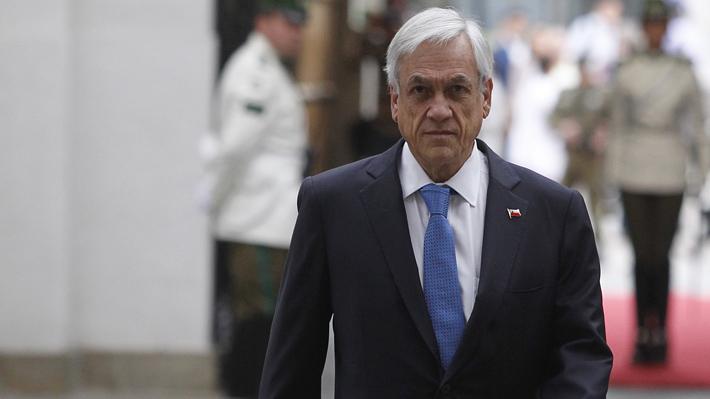 """Presidente Piñera lamenta nuevo femicidio en Recoleta: """"Ya son 11 cobardes asesinatos, no lo vamos a tolerar"""""""