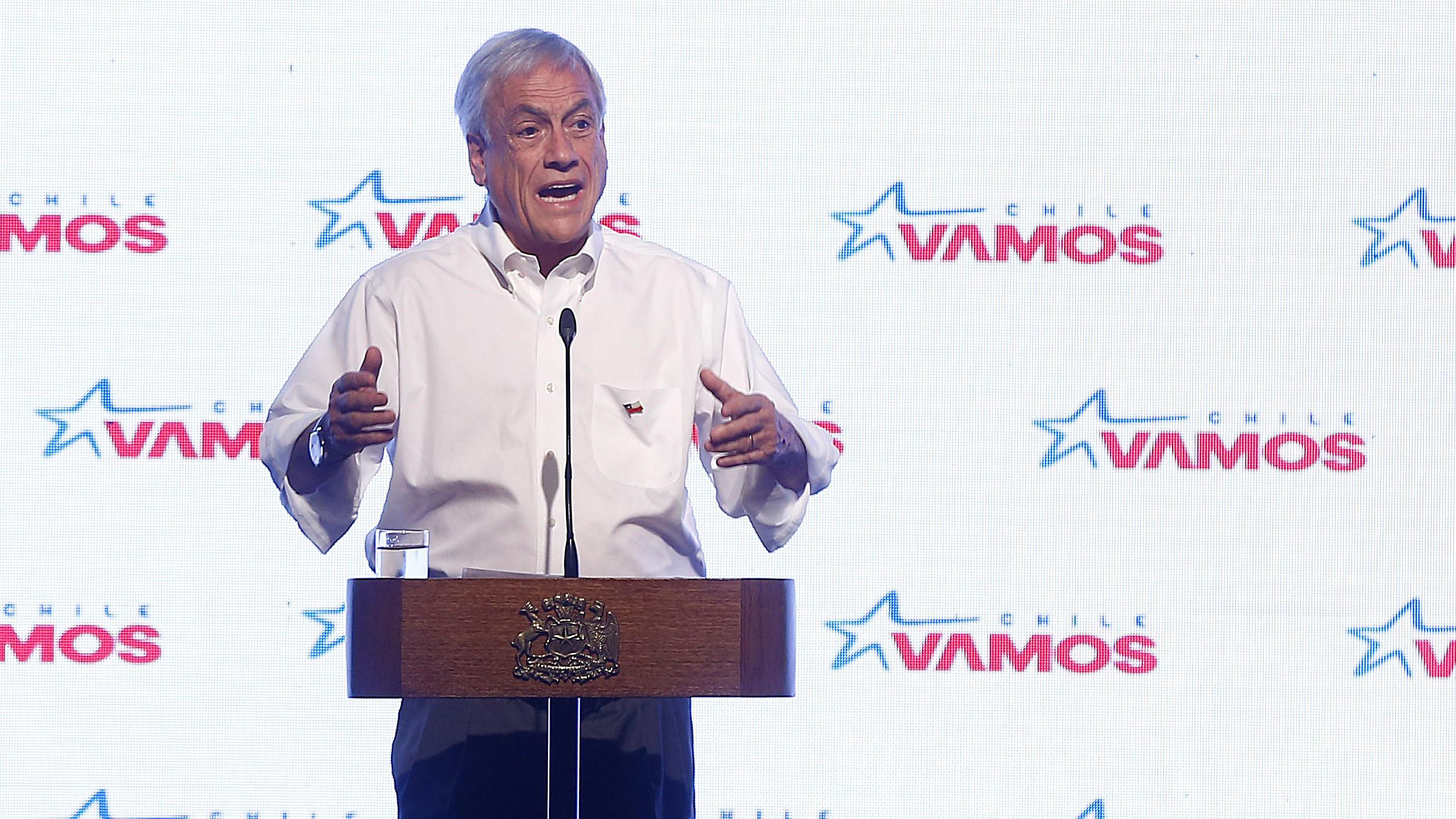 Los desafíos que definió Piñera para su segundo año de Gobierno: Énfasis en reformas, Admisión Justa y transporte