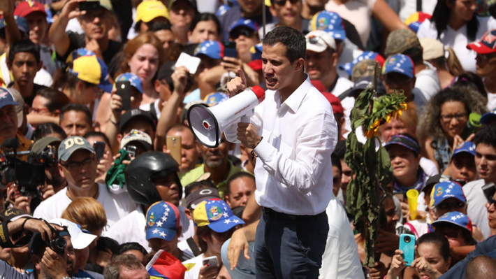 Juan Guaidó anuncia gira por Venezuela y una gran manifestación para reclamar el poder