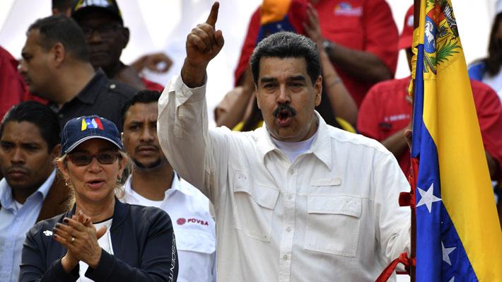 """Nicolás Maduro denuncia que nueva falla en el servicio eléctrico se debe a un """"ataque cibernético"""""""