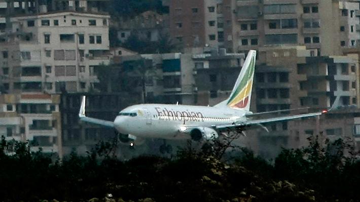 Se estrella un Boeing 737 que volaba de Etiopía a Kenia con unas 150 personas a bordo