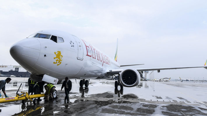 """Piloto del accidentado vuelo en Etiopía mencionó tener """"dificultades"""" tras el despegue"""