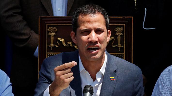 "Guaidó decretará ""estado de alarma nacional"" por apagón generalizado que afecta a Venezuela"