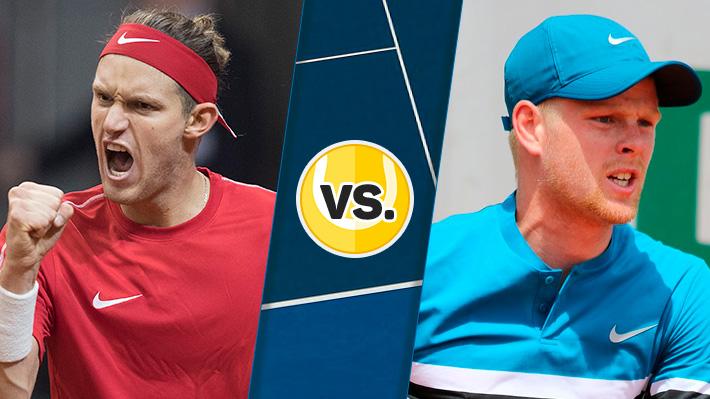 Revive la aplastante derrota de Jarry ante Edmund en la segunda ronda de Indian Wells