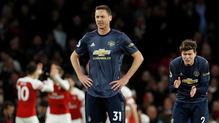 El United sufre su primera caída por Premier en la era Solskjaer y sale de zona de clasificación a la Champions