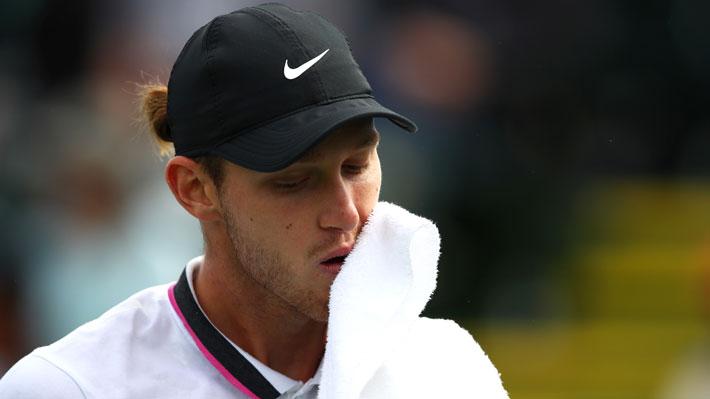 Nicolás Jarry mostró un muy bajo nivel, ganó sólo dos games y fue humillado por Edmund en la segunda ronda de Indian Wells