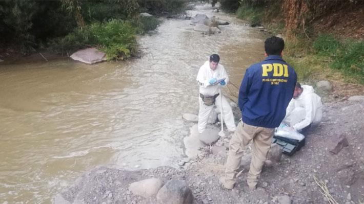 Informe policial concluye que río Mapocho fue contaminado en enero por centro de esquí Valle Nevado
